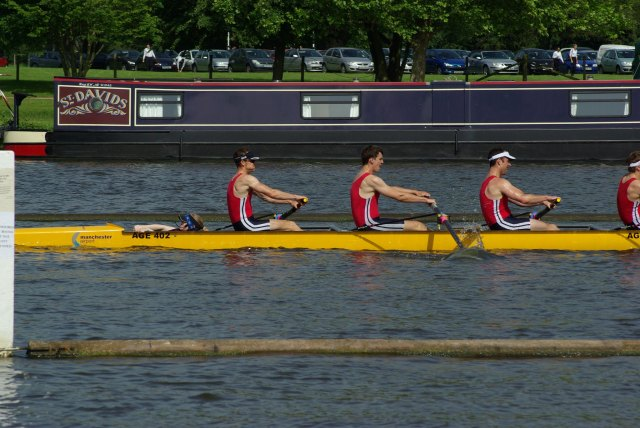Agecroft rowing cox