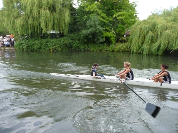 the northerner rowing cox