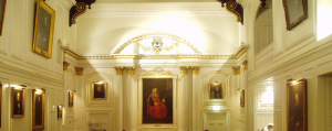 Trinity Hall Formal Hall