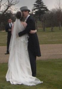 Iain and Heidi wedding Hengrave Hall