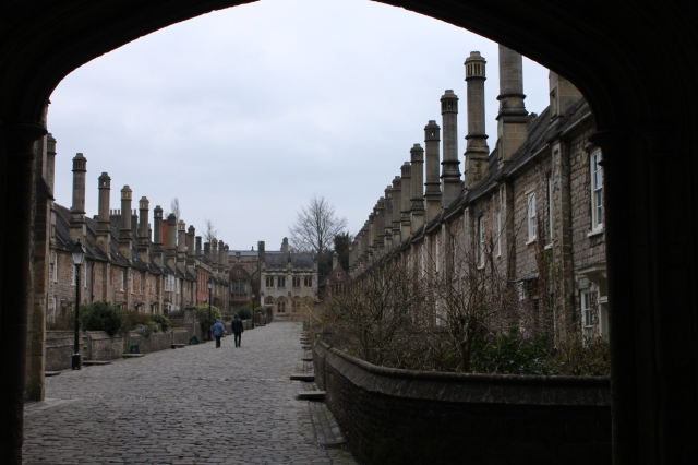 Wells vicars close