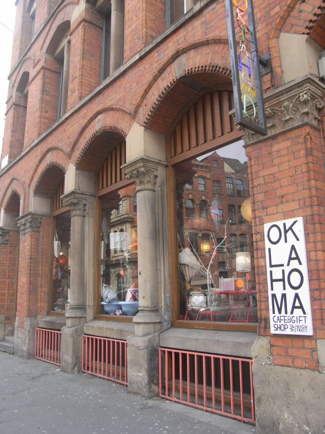 Oklahoma Manchester