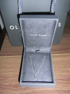 Oliver Bonas necklace