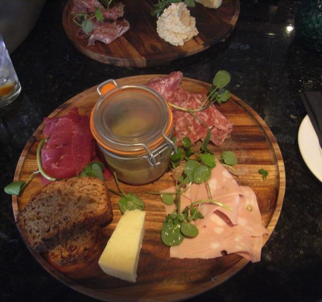 The Blue Pig Manchester platter