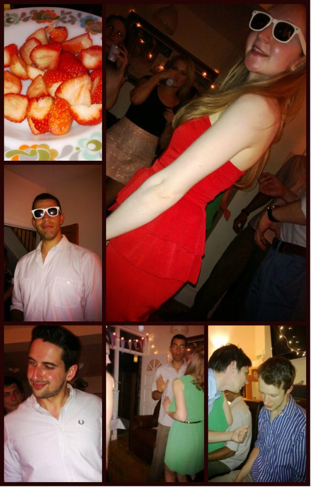 Elin's party collage 3