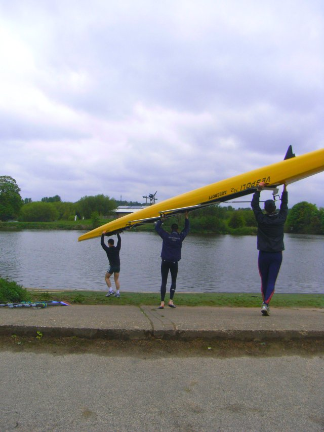 river trent rowing