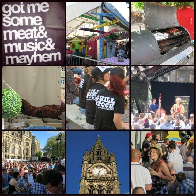 Grillstock Festival Manchester