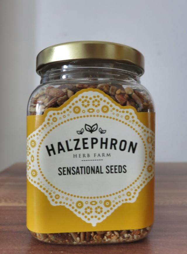 Halzephron sensational seeds