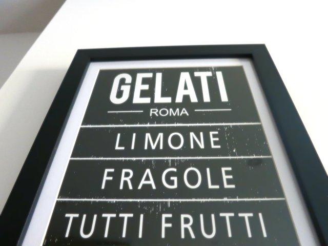 italian ice cream sign 2
