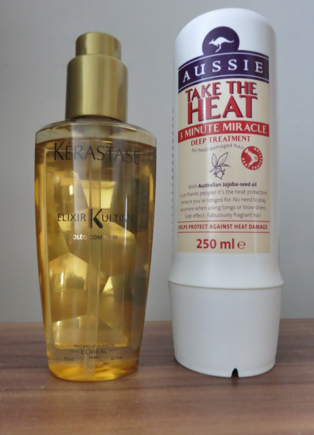 july favourites hair products keratase aussie