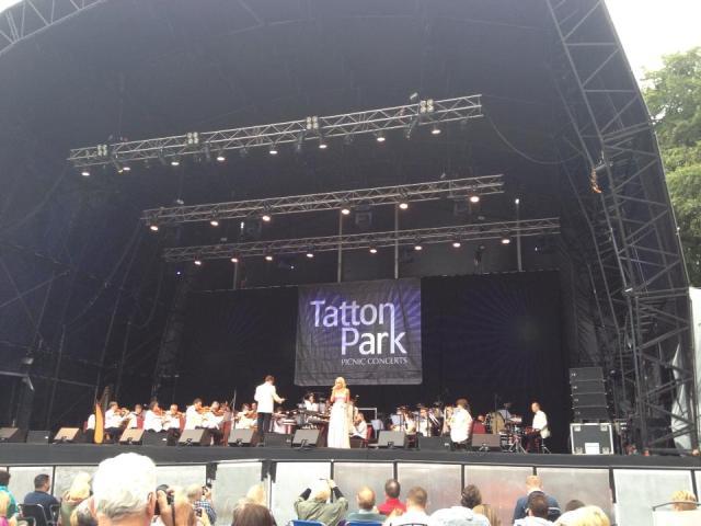 Katherine Jenkins Tatton Park