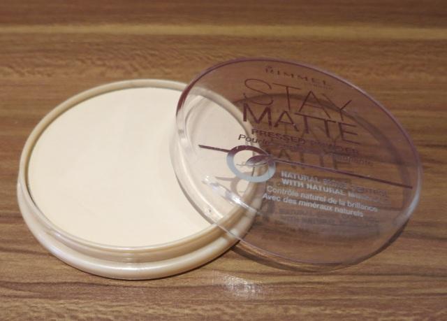 Rimmel Stay Matte Powder Translucent