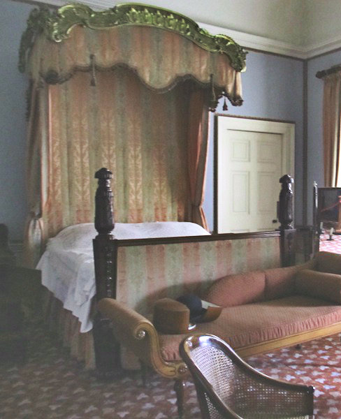 Silk bedroom