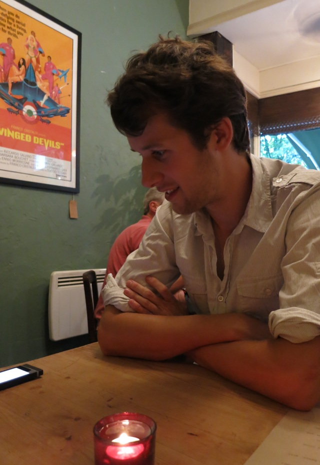 The new northerner Darren