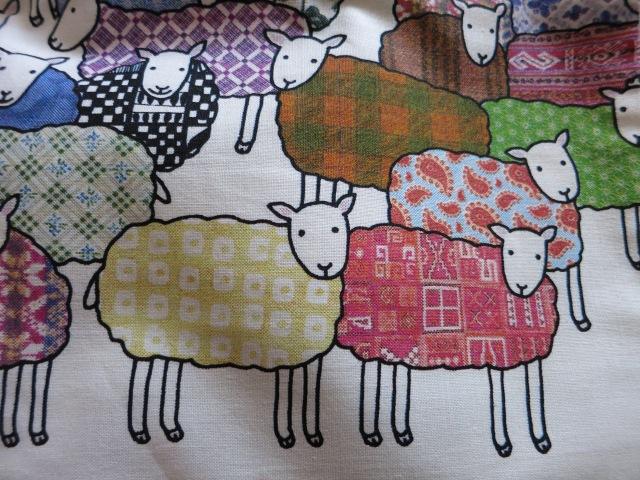 Mary Kilvert sheep bag (2)