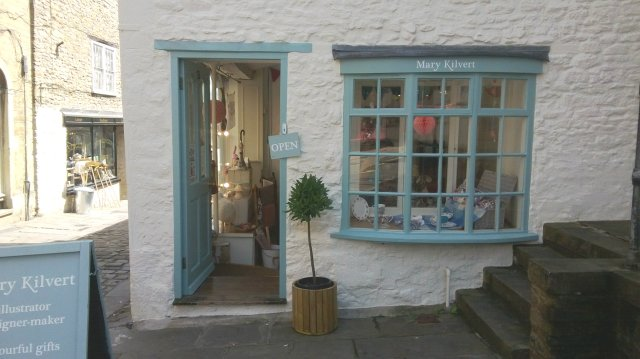 Mary Kilvert Shop Frome Somerset