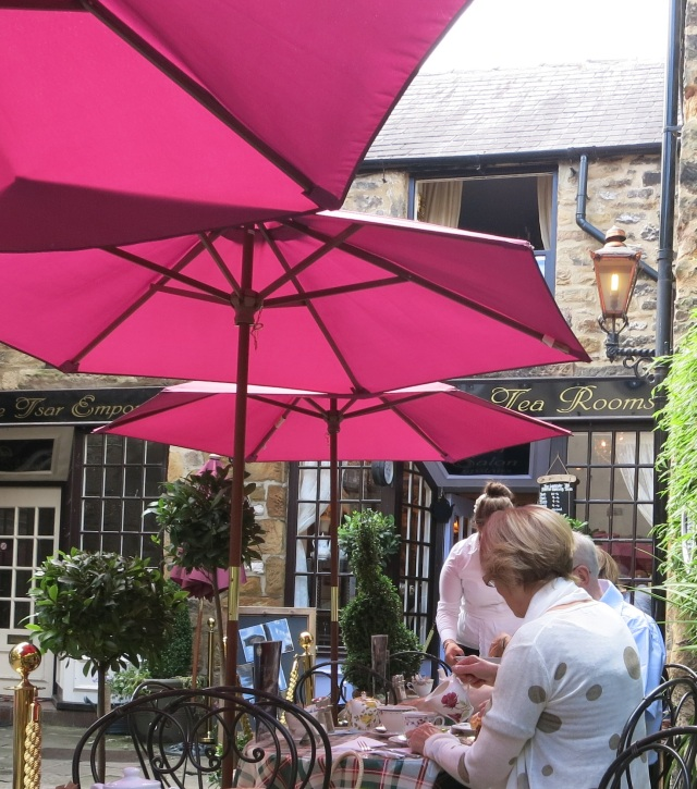 The Lavender Tea Rooms Bakewell