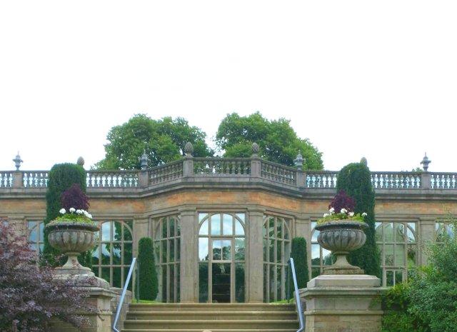 Lyme Park Orangery