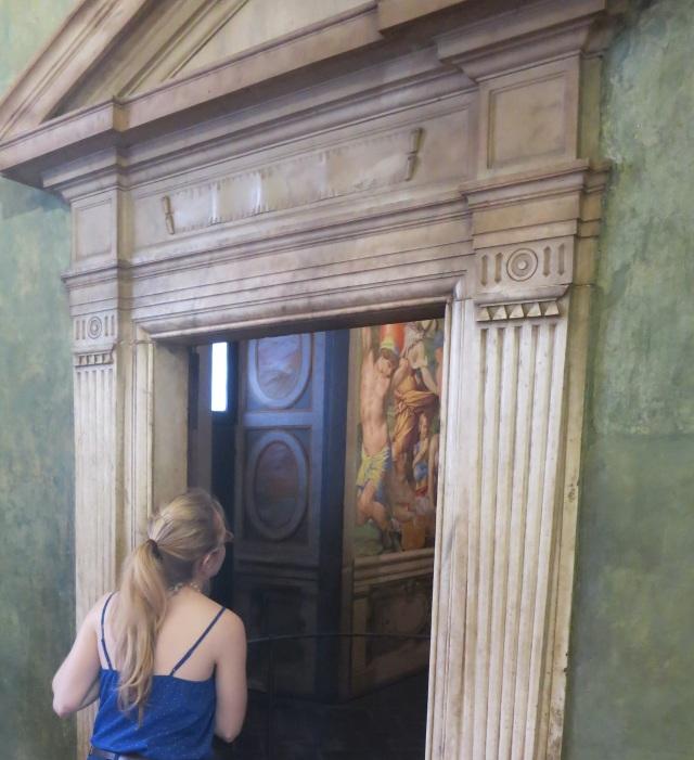 Palazzo Vechio chapel